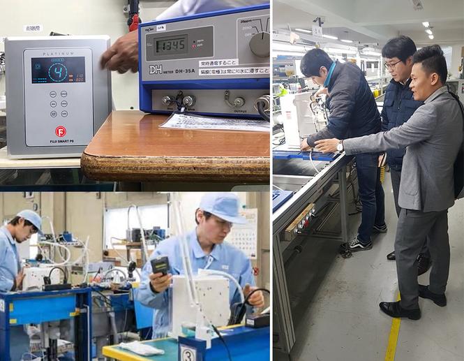 Hiệp hội nước ion kiềm Việt Nam đẩy mạnh hợp tác quốc tế với Nhật Bản - ảnh 2