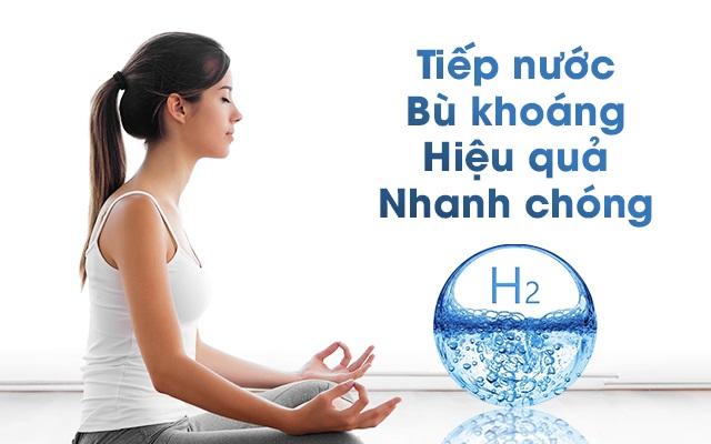 Hydro tốt cho cơ thể